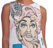 Trixie Mattel Warhol Popart Inspired Contrast Tank