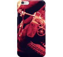 Steampunk Ladies Hat 2.1 iPhone Case/Skin