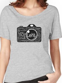 Photographers Vocab Women's Relaxed Fit T-Shirt