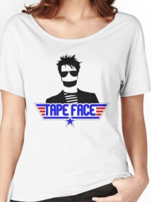 TAPE FACE Women's Relaxed Fit T-Shirt