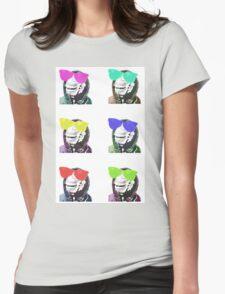Chimps be Chillin - Grid Colours T-Shirt