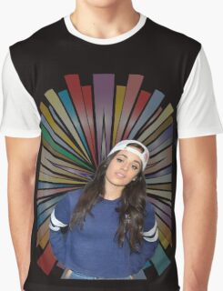 CAMILA CABELLO FROM FIFTH HARMONY CUTE PHOTO Graphic T-Shirt