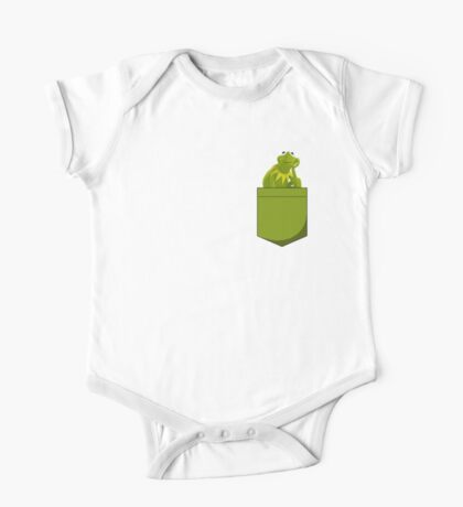Kermit Pocket One Piece - Short Sleeve