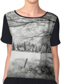 Natures Inner Soul Chiffon Top