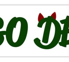 SGo Devs Sticker