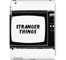 Stranger Things Tv Show iPad Case/Skin