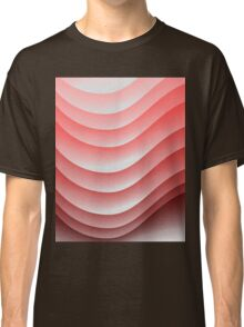 Abstract waves 4 Classic T-Shirt