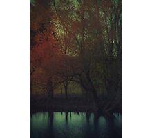 A quiet retreat Photographic Print