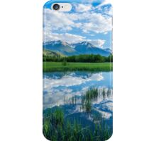 Vermilion Lakes iPhone Case/Skin