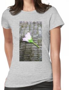 Tenderness . Womens Fitted T-Shirt