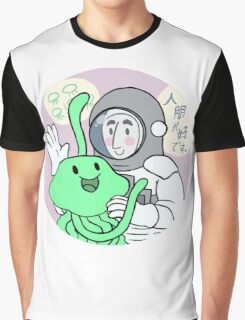 New friend? Graphic T-Shirt