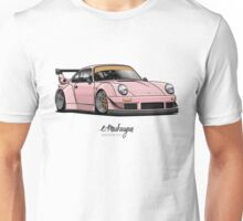 RWB (pink) Unisex T-Shirt