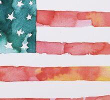 Beautiful USA  Sticker