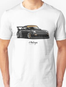 RWB (black) Unisex T-Shirt