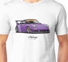 RWB (purple) Unisex T-Shirt