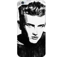 Jimmy Dean: Black & White iPhone Case/Skin