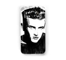 Jimmy Dean: Black & White Samsung Galaxy Case/Skin