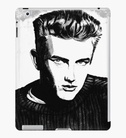 Jimmy Dean: Black & White iPad Case/Skin