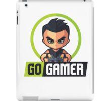 Gamers Unite! Go Gamers! iPad Case/Skin