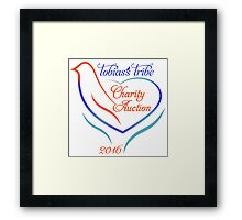 Tribe Tobias Charity Auction 2016 Framed Print