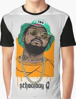 schoolboy q oxymoron Graphic T-Shirt