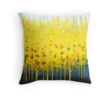 """Solitude"" Throw Pillow"