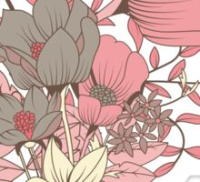 Botanical pattern 006 Sticker