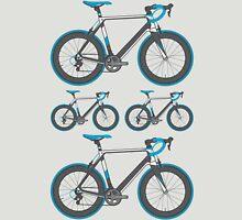 Road Bike Graphic Unisex T-Shirt