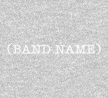 (BAND NAME) - light One Piece - Long Sleeve