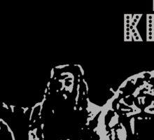 Ezekiel - Hail To The King Sticker