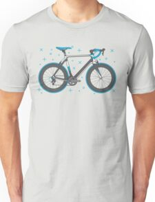 Road Bike Graphic-Sprinter+ Unisex T-Shirt