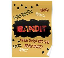 More Shoot Bits for Brain Splats! Poster
