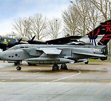 Panavia Tornado GR.4 ZA412 617 Sqn by Colin Smedley