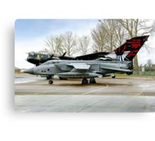 Panavia Tornado GR.4 ZA412 617 Sqn Canvas Print