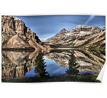 Bow Lake Poster