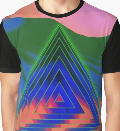 Geometry Glitch n.1 Graphic T-Shirt