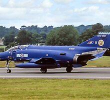 McDonnell F-4M Phantom FGR.2 XT899/B by Colin Smedley