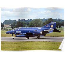 McDonnell F-4M Phantom FGR.2 XT899/B Poster