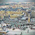 Olympiadorf - Olympic Village Munich, 1972 by Kasia-D