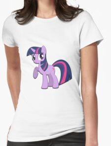 Twilight Sparkle (My Little Pony) (W/V) Womens Fitted T-Shirt