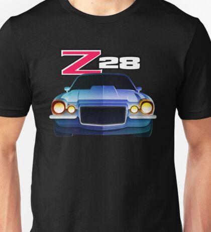 73 Camaro Z28 Worn out Unisex T-Shirt