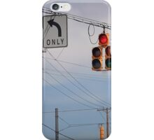 A Confusing Intersection iPhone Case/Skin