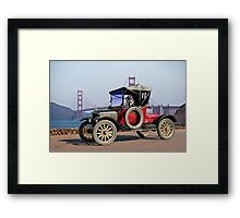 1915 Ford Model T Roadster Framed Print