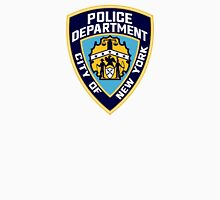 Patch of The New York City Police Department Unisex T-Shirt