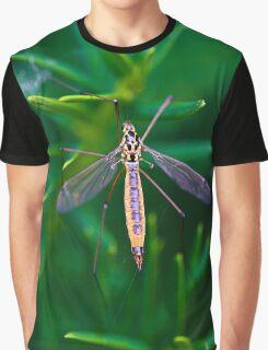 Crane Fly Graphic T-Shirt