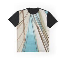Catching The Wind Graphic T-Shirt