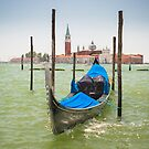 Gondola in Venice by Patricia Jacobs DPAGB LRPS BPE4