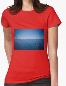 Amalphi coast, Capri, Italy 6 Womens Fitted T-Shirt