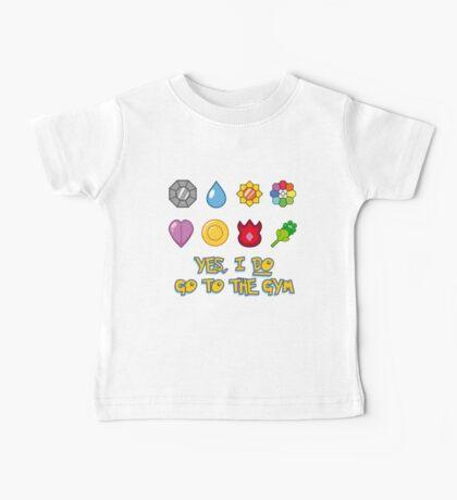 Pokémon Gym Hero - Indigo League Baby Tee