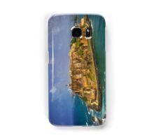 El Morro Fort San Juan, Puerto Rico Samsung Galaxy Case/Skin
